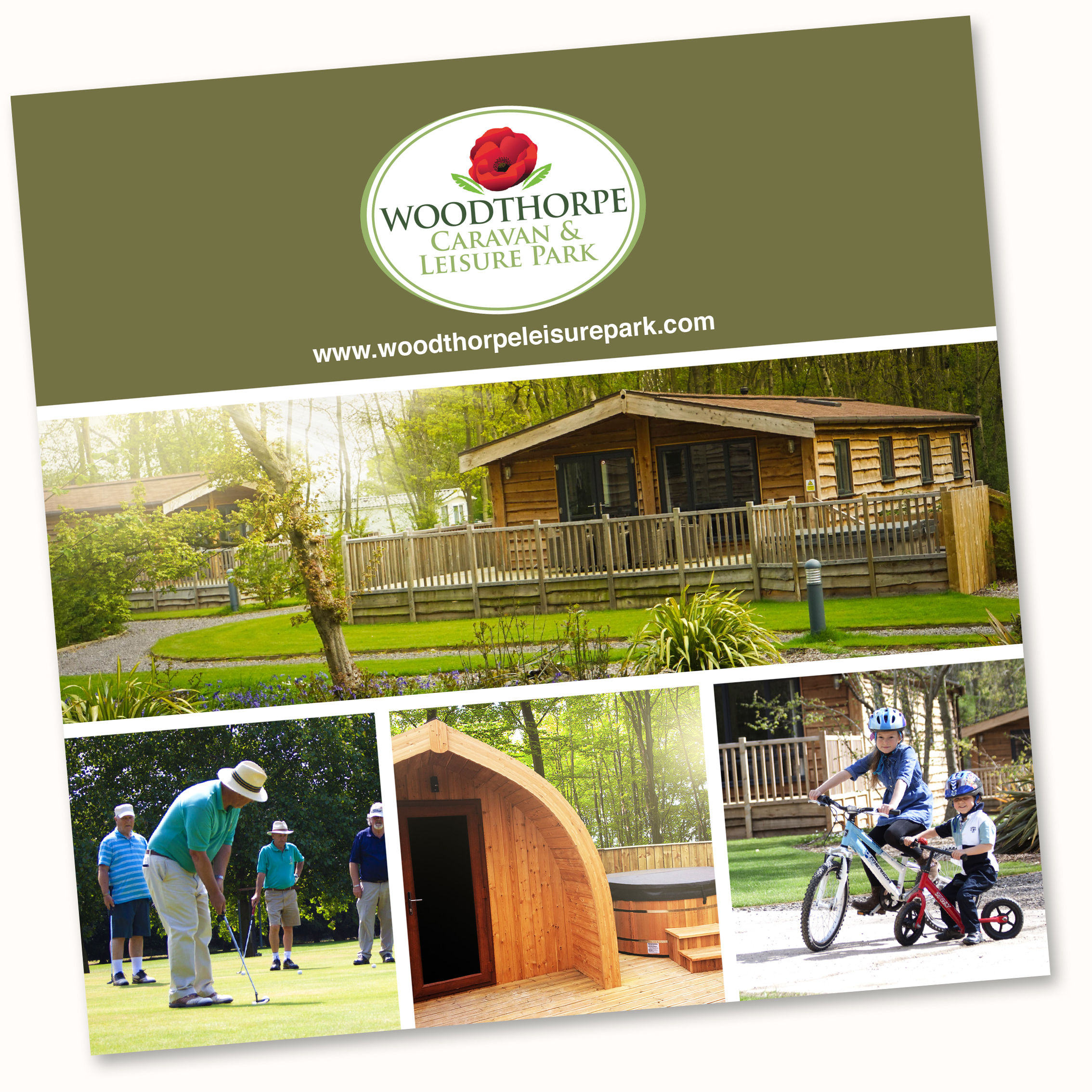 Woodthorpe Leisure Park Brochure