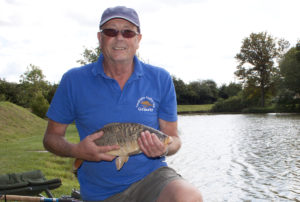 Fishing Lakes at Woodthorpe Leisure Park