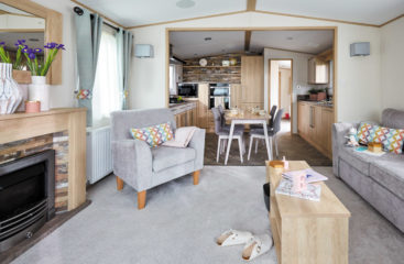 caravan site lincolnshire, holiday log cabins lincolnshire, holiday cottages