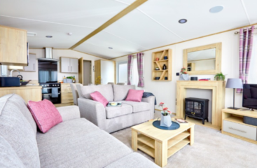 dog friendly glamping, caravan site lincolnshire, holiday log cabins lincolnshire