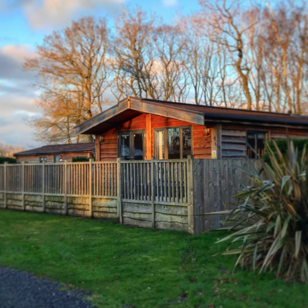 Woodland Lodges at Woodthorpe Leisure Park