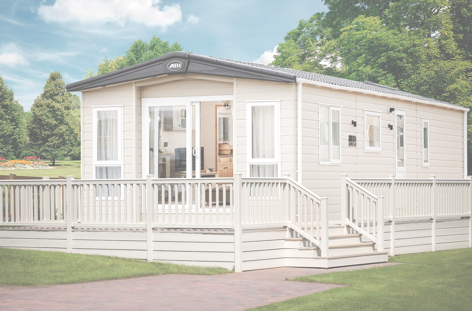 Woodthorpe leisure park holiday home for sale