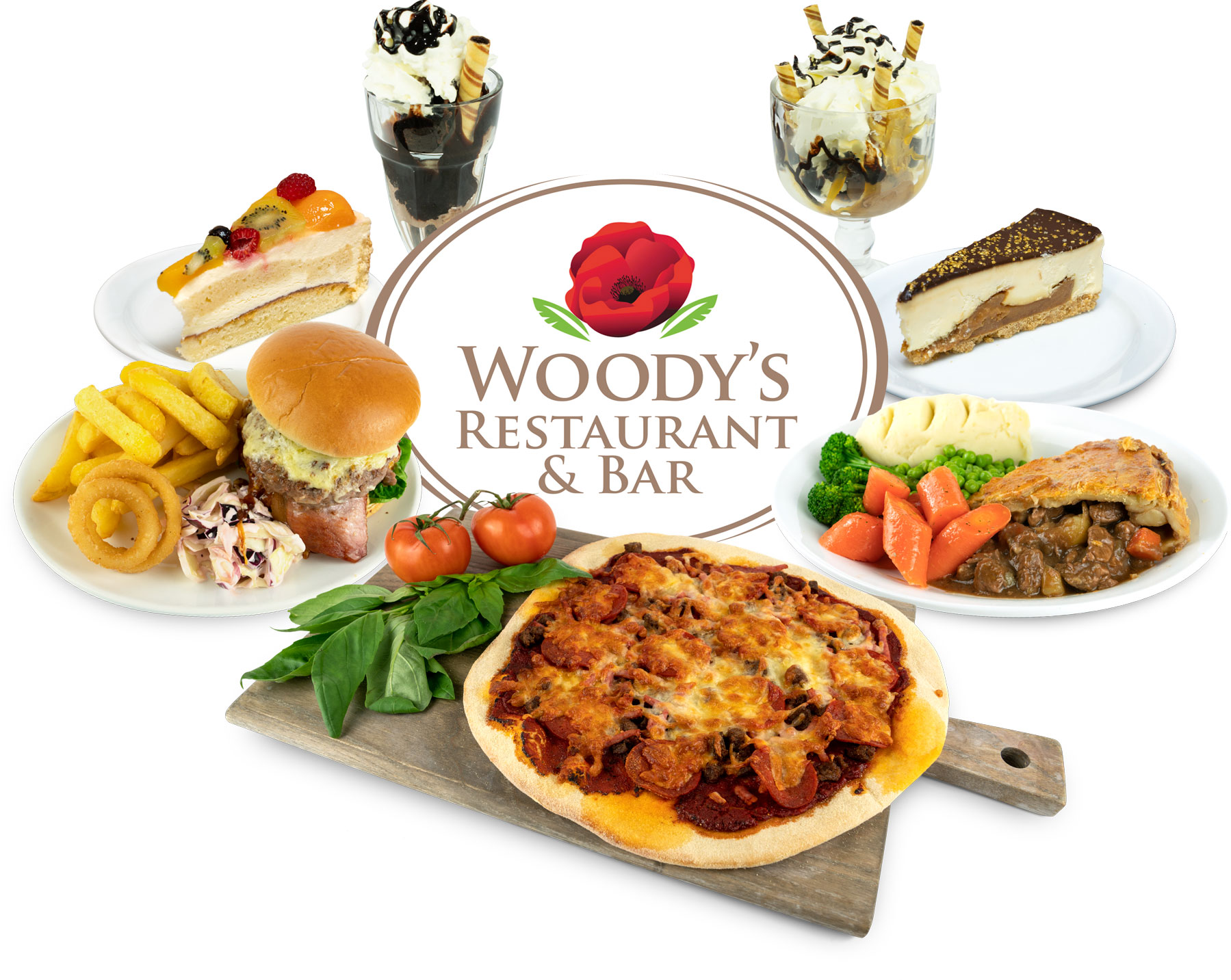 Woodys Restaurant and Bar