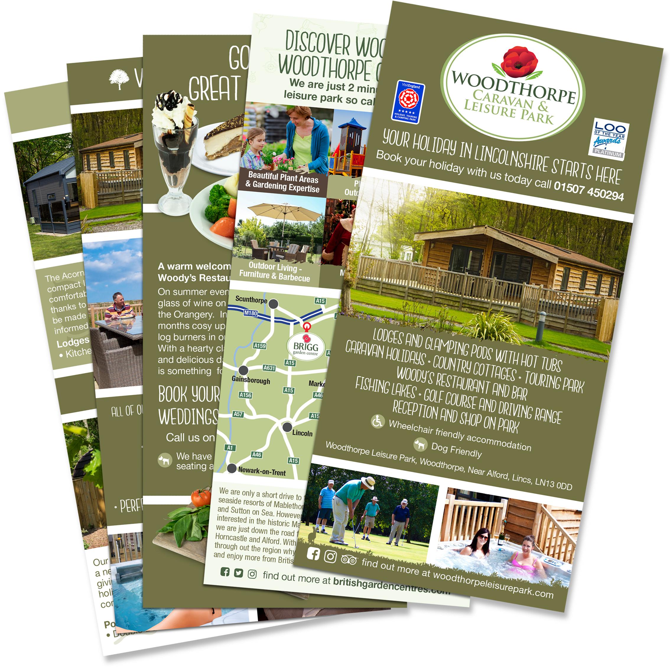 Woodthorpe Leisure Park Brochure